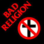 logo bad religion